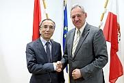 Botschafter LI und LTP Sigl